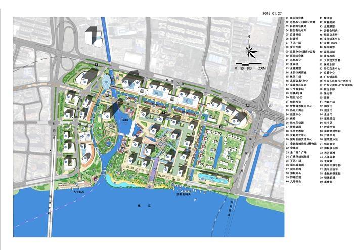 厂房土地利用规划图