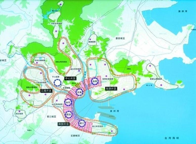2,德化县规划咨询——发挥县域中心职能,创造小城镇特色